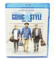 Going In Style (Bilingual) Blu-ray + DVD + Digital (2017) REGION FREE BLU-RAY