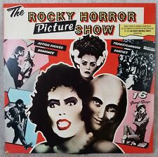 "THE ROCKY HORROR PICTURE SHOW SOUNDTRACK 1975 (SP 77031) 12"" Vinyl 33 LP"