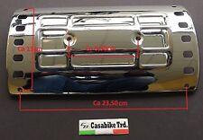 Auspuffschutz Auspuffblende Hitzeblech 50ccm &125ccm Roller Motroroller ZNEN