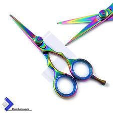 Multi Moustache Hair Cutting Scissor 4.5'' Hair Dressing Styling Men Grooming CE
