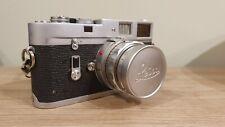 Leica m4 + Summicron 50 F2