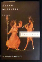 Erotikon: Poems Susan Mitchell HB/DJ 1st edition, 1st printing FINE/FINE