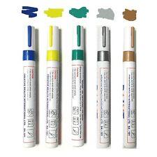 5-pack Oil-based Markers Pen Medium Point, 5 Metallic Colors Marker