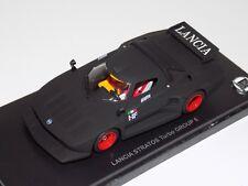 1/43 Kyosho Race Lancia Stratos Turbo Group 5 Matt Black  #03143 BK