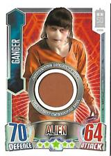 Dr Who Alien Attax 50th Anniversary Edition Costume Ganger's Acid Suit # to 1900