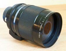 Nikon Reflex-NIKKOR 1:8 500mm f=500mm