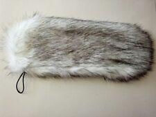 Sennheiser Blimp Windshield Artificial Fur Windscreen for Sennheiser MKH-416 big