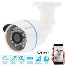 Hd 960P Ip Camera Cctv Surveillance Hoem Security Network Outdoor Bullet Camera