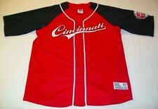 Cincinnati Reds MLB Jersey Dynasty Series inspired by All Stars Red Large 42-44