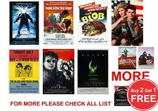Classic Film, Movie Poster Prints in sizes  A0-A1-A2-A3-A4-A5-A6-MAXI - CLS 1