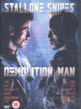 DEMOLITION MAN - DVD - REGION 2 UK