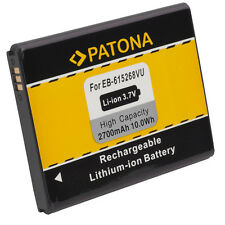 PATONA Batteria per Samsung N7000 Galaxy Note i9220 i889 i9228 EB-615268VU