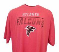 Atlanta Falcons Majestic NFL Red Heather T-Shirt big & tall sizes, nwt