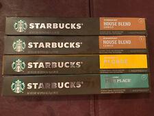 Starbucks Nespresso Capsules Mixed Variety 40