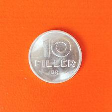10 Filler moneda de hungría de 1992 (muy hermosa)