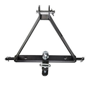 Ackerschiene 610 mm Kat 1 Verdrehschutz Dreipunktaufhängung Verdrehsicherung