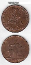 Louis XV. Jeton 1737 ca. 30 mm ca. 9,85 g wohl Neumann 29990 stampsdealer Berlin