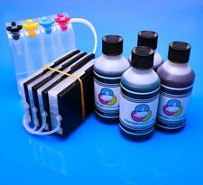 Non-OEM CISS with 400ml ink fits with Brother DCP-J4110DW, DCP-J152W