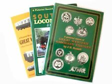 More details for a pictorial record of - various railwayana publications - choose from listing