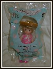 2005 Madame Alexander/McDonald's Hop, Skip & Jump Happy Meal Doll #5 - Mint