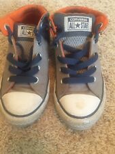 Boys Youth Size 2 Converse All Star Shoes