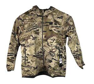 Under Armour Mens Brow Tine Jacket 1355316-999 Size 2XL