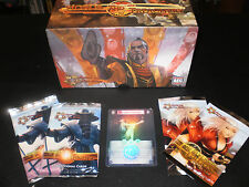LEGEND OF THE FIVE RINGS HONOR & TREACHERY PLUS 4 UNOPENED PACKS NM CONDITION