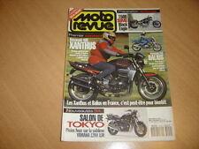 Moto revue N° 3109 Yamaha TDM 850.Kawasaki 400 Xanthus
