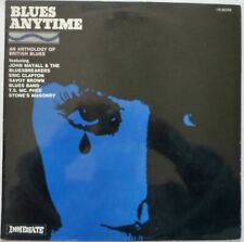 Blues Anytime: An Anthology Of British Blues - IMMEDIATE JAPAN RED Vinyl  LISTEN