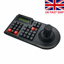 3D PTZ CCTV Keyboard Controller Joystick for RS485 PTZ Speed Dome Camera 1898UK#
