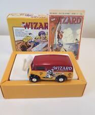 Corgi Comic Classics 98758 Morris J Van - The Wizard  - Boxed VGC