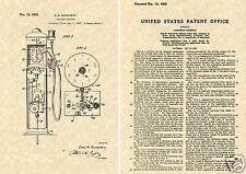 Vintage 1935 Gas Pump US PATENT Art Print READY TO FRAME! Variable Gear Schwartz