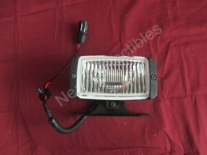 NOS OEM Fog Lamp Light 4x4 Chevy Blazer GMC Sonoma Olds Bravada 1996 - 1997