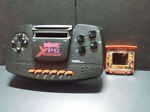 Tiger Electronics R-Zone X.P.G. 1995 System RARE with Mortal Kombat Cart
