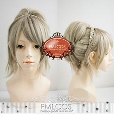 Lunafreya Nox Fleuret Wig Final Fantasy XV FFXV FF15 Hair Cosplay Game Sa
