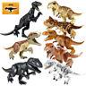 Dinosaur Rex Tyrannosaurus Jurassic World Park Minifigures Building LEGO
