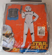 STAR WARS STORMTROOPER ADULT HALLOWEEN COSTUME XL ~ BRAND NEW IN PACKAGE