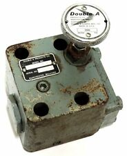 DOUBLE A PRODUCTS QWA3-165-3M-13 PRESSURE RELIEF VALVE QWA31653M13, 3000 PSI