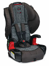 Britax Pioneer G1.1 Booster Car Seat With Harness in Silver Cloud New!