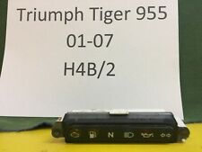 TRIUMPH TIGER 955I IDIOT LIGHT CONTROL PANEL SPARES BREAKING 98-06