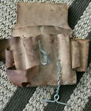 Vintage Sears Roebuck Craftsman Professional Tool Pouch No 4580
