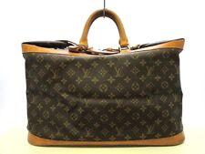 Authentic LOUIS VUITTON Monogram Cruiser Bag 45 M41138 Boston Bag 854