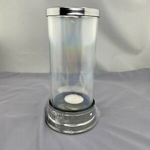 Holographic Prism Candle Lantern - Creates 3D Patterns With One Tea Light