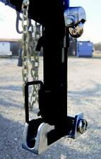 Blaylock TL-55 Gooseneck Trailer Coupler Lock & TL-51 Bolt Lock & 2 Disc Locks