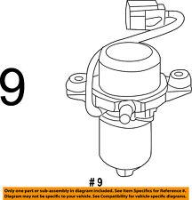 4581954AB, CHRYSLER OEM-A.I.R Air Smog Pump