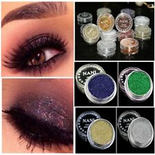 4 Pcs/Set Pro Makeup Loose Powder Glitter Eye Shadow Beauty Eyeshadow Pigment