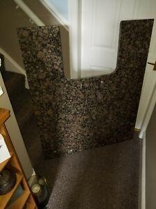 Granite marble worktop for kitchen island