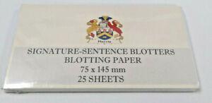 20 SHEETS x 300 gsm Acid Free Blotting Paper A4 Size 21cm X 29.7cm