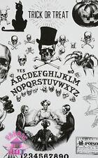 Alexander Henry Haunted House Seance Ouija Skull Creepy 100% Cotton Fabric