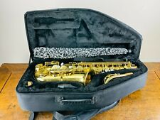 Montreux Concert Series Alto Saxophone with Mouthpiece and Deluxe Case